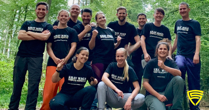 Waldtraining bei Krav Maga Protection