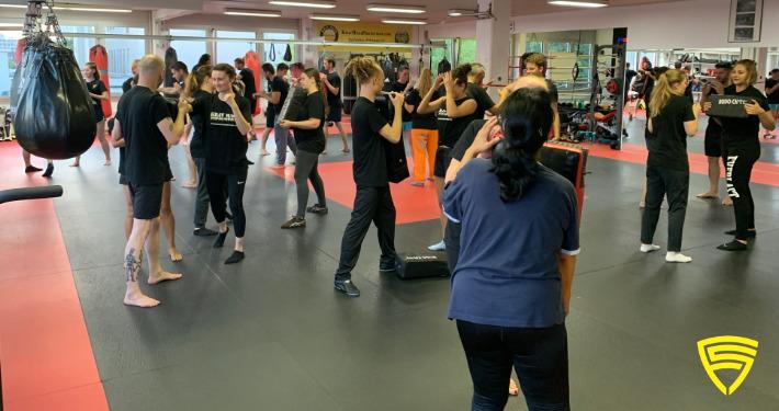 Training während der Woche in Aarau