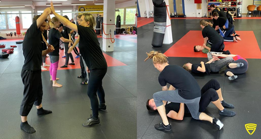 Selbstverteidigung und Kampfsport für Sie und Ihn in Aarau